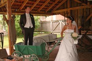 Heiraten in der Scheune