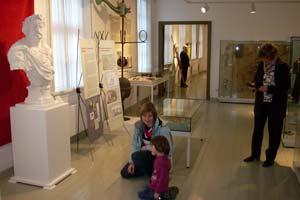 Detlefsen-Museum Ausstellung