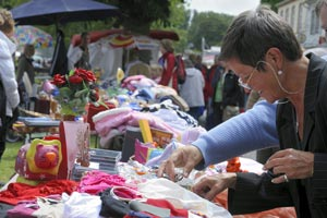 Flohmarkt / Flea market