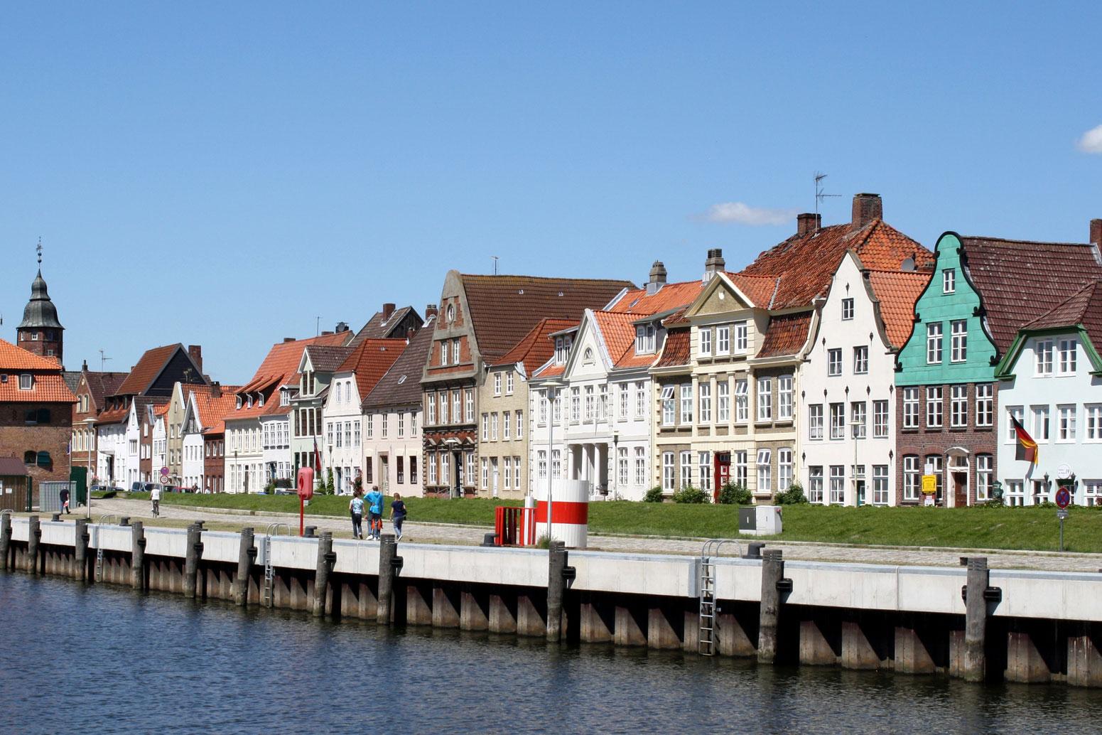 Straße Am Hafen