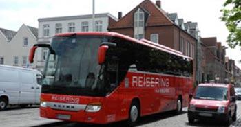 Infos für Busfahrer / Information for bus drivers