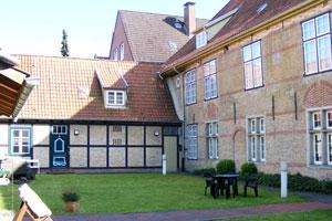 Café im Museumsgarten / Garden café