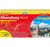 Cycling map Elberadweg (Elbe Bike Path) (BVA)