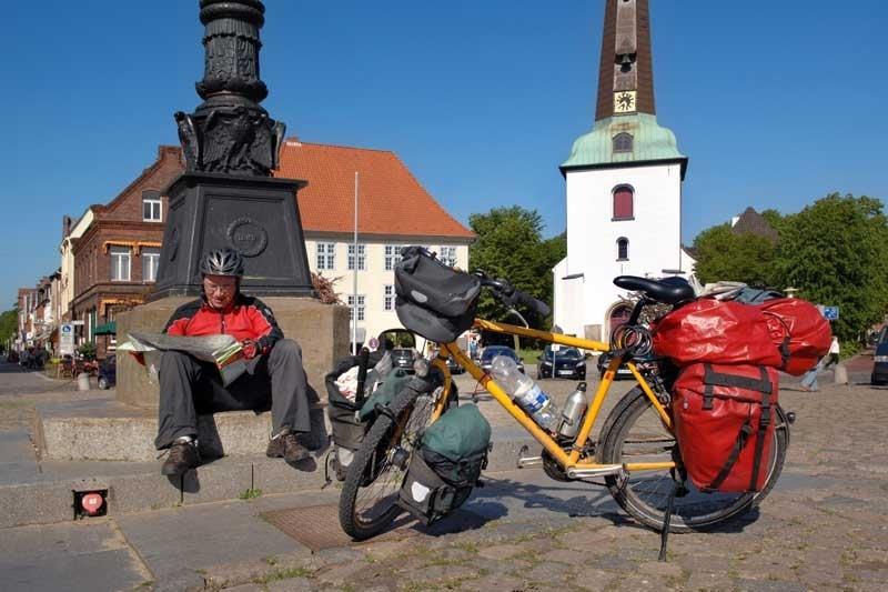 Fahrradverleih und Service