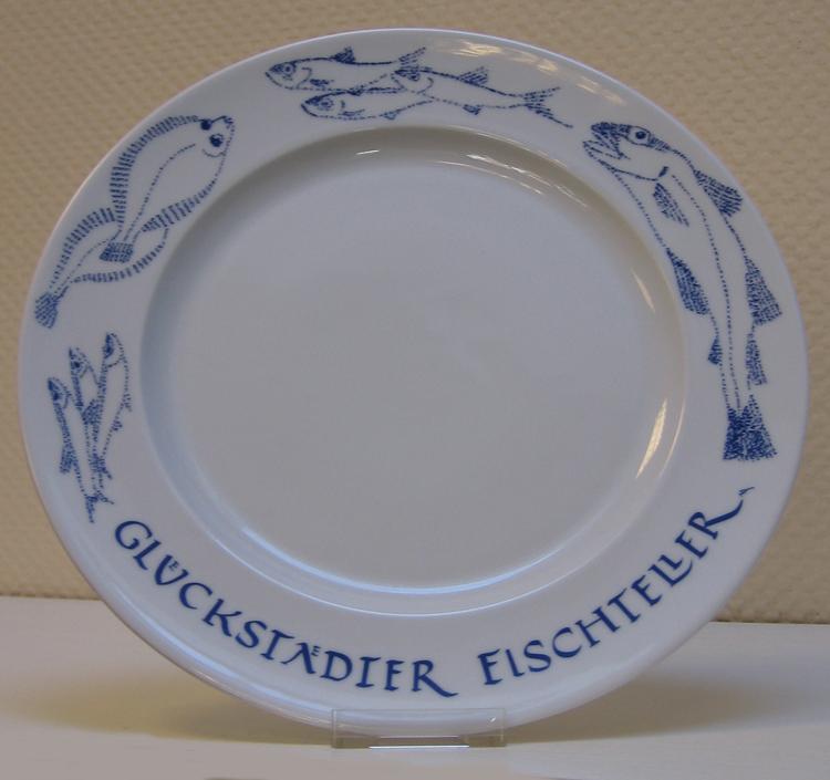 Glückstadt Fish Plate