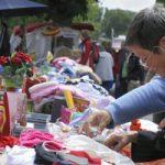 Flohmarkt in Glückstadt / Flea market