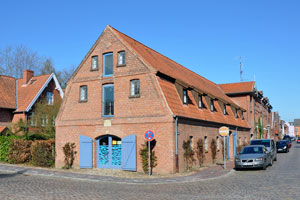 Stadtbücherei / Town Library
