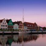 Abendstimmung am Binnenhafen / © GDM GmbH, Jan-Hendrik Helm