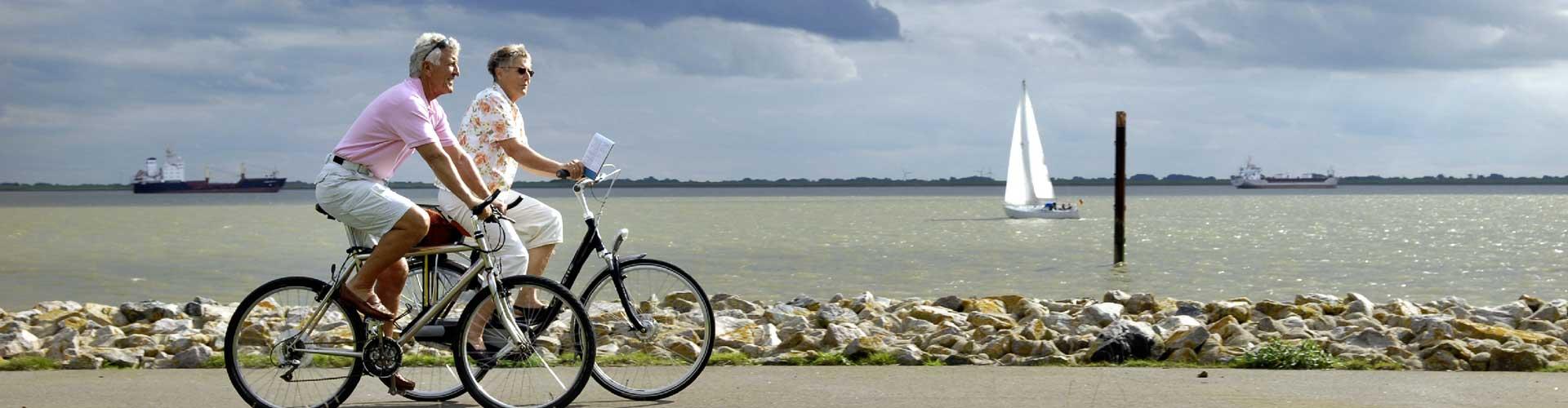 Elbe Radfahren