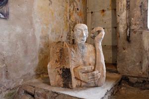 Skulptur Provianthaus Ateliers (c) Arnold Gietl