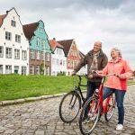 Radfahren in Glückstadt (c) Gerald Hähnel/GARP