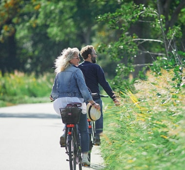Radfahren in Glückstadt (c) GDM