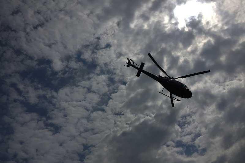 Helikopter Rundfluege (c) GDM