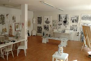 Atelier Lamade (c) Christin Lamade
