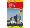 Cycling map Holstein Hamburg (BVA)