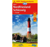 cycling map Nordfriesland Schleswig(BVA)