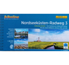 Cycling map Nordseeküsten-Radweg 3 (North sea cycle route) (bikeline)