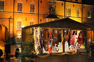 Weihnachtsmarkt in Glückstadt (c) GDM