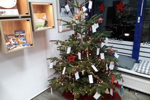 Weihnachtswunschbaum (c) GDM